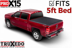Truxedo Pro X15 Tonneau Cover Fits 2019 2020 Ford Ranger 5ft Bed 1431001