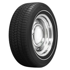 American Classic Whitewall Radial 235 60r16 99h 3 8 Ww Quantity Of 1