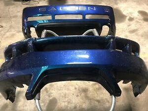 1999 2004 Mustang Saleen S281 Body Kit Front Rear Bumper Side Skirts Scoops Wing