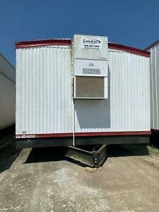 Reduced Used 2007 14 X 64 Mobile Office Trailer S 6052 Houston Tx