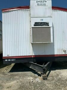 Reduced Used 2008 14 X 68 Mobile Office Trailer S 6787 Houston Tx