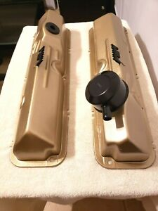 Show Quality Restored Oem 1965 Ford Thunderbird Valve Covers