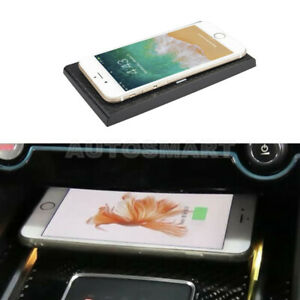 Wireless Car Charger Wireless Phone Charging Pad For Jaguar F pace Xf Xe