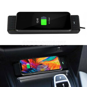 Wireless Car Charger Wireless Phone Charging Pad For Bmw 3 4 Series F30 F31 F32