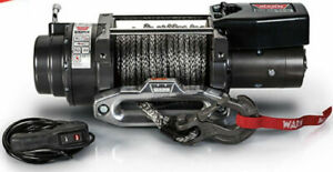 Warn 97740 16 5ti S 16500 Lb Series Winch 80 3 8 Spydra Synthetic Rope Heavy