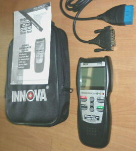 Innova 3160b Automotive Hand Held Can Obd2 Scan Tool W Abs Srs See Notes