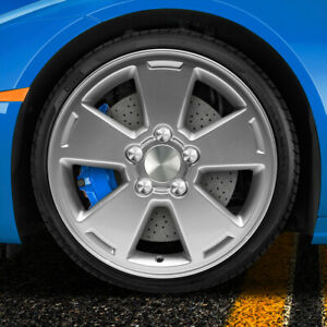 16 Inch Factory Replica Wheel For 2006 2012 Chevy Impala Painted Silver
