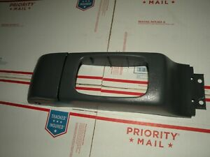 Oem 92 95 M t Honda Civic Eg Shifter Center Cup Holder Console Gray Manual 5 spd