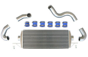 Greddy Type 28e Turbo Intercooler Upgrade W Pipes For 17 20 Civic Type r Fk8