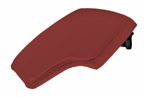 Console Lid Armrest Cover Leather For Bmw F30 2014 2018 Red