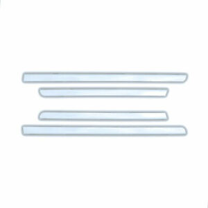 4pc Chrome Window Moldings For 2000 2005 Chevy Impala