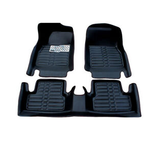 For Toyota Camry 2007 2019 Car Floor Mats Front Rear Liner Waterproof Auto Mats