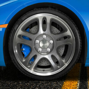 17 Inch Factory Replica Wheel For 1996 1998 Ford Mustang Machined