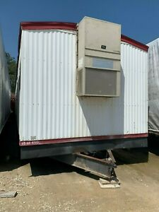 Reduced Used 2008 12 X 60 Mobile Office Trailer S 6513 Houston Tx