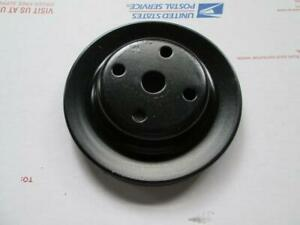 Mopar Water Pump Pulley Cleaned Plymouth Dodge Media Blasted Painted Dart B E