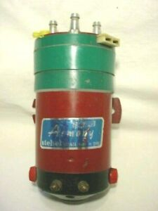 Vintage Stebel Musical Air Horn 12 Volt Compressor Plays Armory Preowned