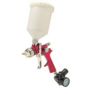 Titan Gravity Feed Hvlp Spray Gun With 1 8mm Tit19018 Brand New