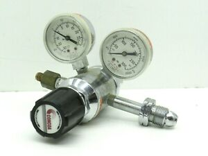 Concoa 3121611 510 Pressure Gas Regulator With Gauge 0 300psi