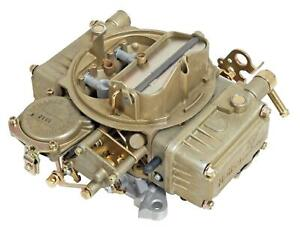 Holley 4160 Nonadjustable Float Carburetor 4bbl 600 Cfm Vacuum Sec 01850c