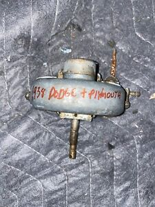 1938 Dodge Plymouth Trico Vacuum Wiper Motor Part Ksb385