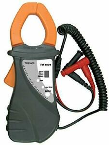 Tenmars Tm 1004 100a ac dc Current Transducer Clamp Meter