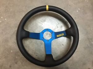 Sparco Steering Wheel Leather