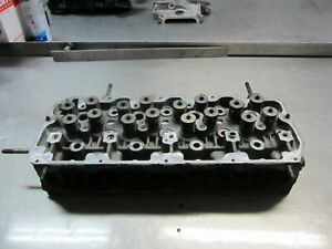N706 Right Cylinder Head 2005 Chevrolet Silverado 2500 Hd 6 6