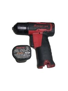 Snap on Ct625 1 4 7 2v Cordless Impact Wrench Ctb6172 Battery Works Free Shippin