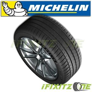 1 Michelin Pilot Sport 4s 4 S 225 45r17 94y Ultra High Performance Summer Tires