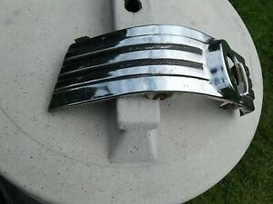 1951 Ford Grille Park Light Panel Passenger Side