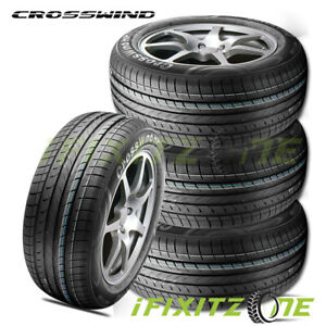 4 New Crosswind Hp010 205 55r16 91h All Season High Performance Tires