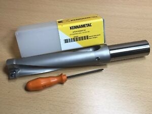 Dfs1813r4ssf150 Kennametal Indexable Drill 1 813 Dia