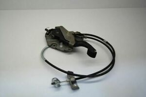 2012 Chevrolet Malibu Emergency Brake Cable With Pedal