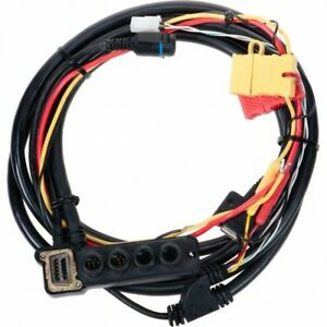 Motorola 3075217a02 Motorcycle Remote Cable For 05 Control Head Apx 6500 7500