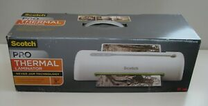 3m Scotch Thermal Laminator Pro 2 Roller System Tl906 New Open Box Sale