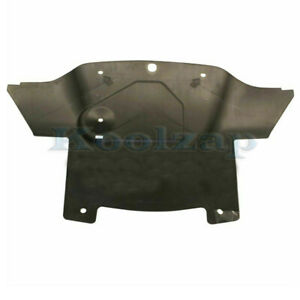 For 15 19 Charger Rwd Front Rearward Engine Splash Shield Under Car Cover Type 2