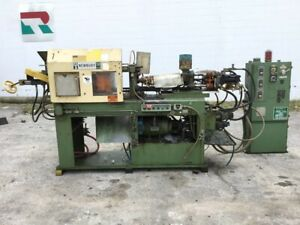 Newbury Industries H3 50rs Injection Mold Machine 50 Ton
