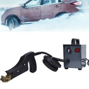 New Tire Groover Rubber Tire Grooving Tyre Regroover Truck 110v Blade Iron