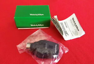 Brand New Welch Allyn 3 5v Coaxial Ophthalmoscope Model 11720 Head Only