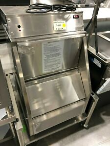 New Carter Hoffmann 22 Gal Nacho Chip Warmer Cw2e First In First Out Feed