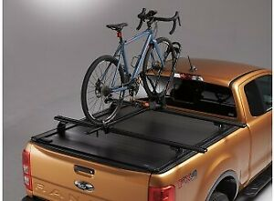 Ford Oem Retractable Tonneau Cover By Embark 19 20 Ranger Super Cab 6ft Bed