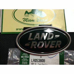 Land Rover Rear Logo Emblem Decal Sticker Badge Range Rr Sport Lr062123 Oem