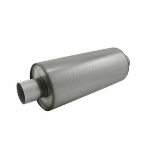 Flowmaster 13014310 Dbx Series Muffler 3 Inlet Outlet Round 304s Stainless