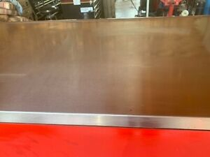 Snap On Snapon Snap On Stainless Steel Top For Krl1003 Tool Cabinet 3 Bank Unit