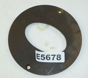Boice Crane Oscillating rotary Spindle Drum Sander Parts Spacer Insert Plate