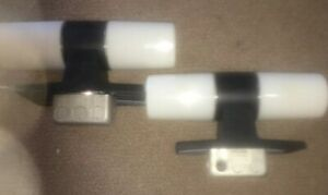 2 Bulb Lighting Fixtures With Junction Box Plastic Bulb Casing