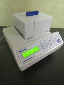 Eppendorf 5355 Thermomixer R Comfort Thermocycler With 1 5ml Heat Block