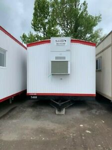 Used 12 X 44 Mobile Office Trailer new Orleans Area