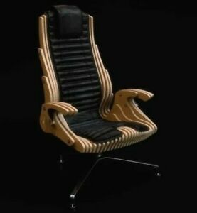 Plans Cut Cnc Router Executive Office Chair Gaming Desk Computer Chair