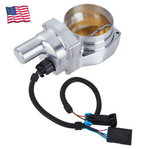 Ls1 Ls2 Ls3 Ls9 Ls7 Lsx Dbw 102mm Drive By Wire Throttle Body With Harness Wire